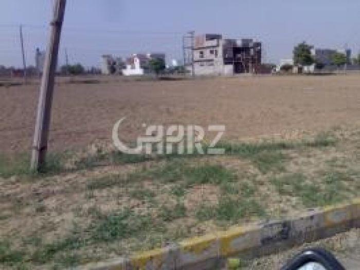 5 Marla Residential Land for Sale in Lahore Gajju Matah