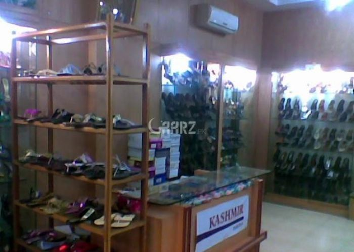 555 Square Feet Commercial Shop for Rent in Rawalpindi F-7 Markaz