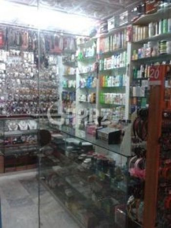 616 Square Feet Commercial Shop for Rent in Islamabad D-12 Markaz