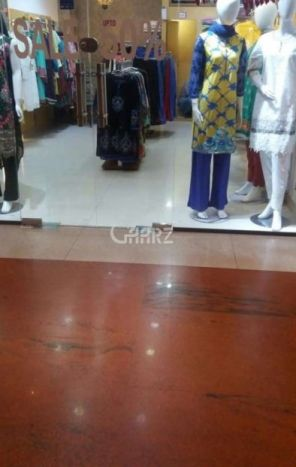 616 Square Feet Commercial Shop for Sale in Islamabad D-12 Markaz
