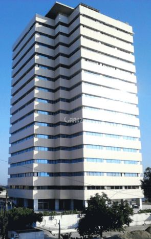 680 Square Feet Commercial Office for Sale in Karachi DHA Phase-5