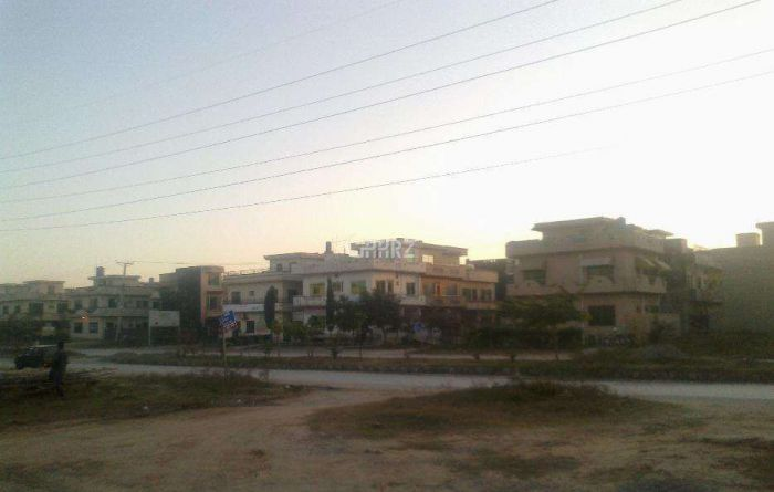 7.5 Marla Residential Land for Sale in Lahore Johar Town Phase-2 Block H-1