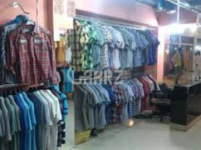 786 Square Feet Commercial Shop for Sale in Rawalpindi Bahria Town Civic Centre,