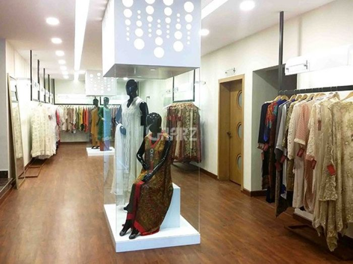 786 Square Feet Commercial Shop for Sale in Rawalpindi Bahria Town Civic Centre