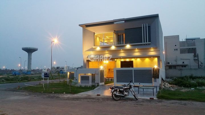 8 Marla House for Sale in Bahria Town Lahore - AARZ PK