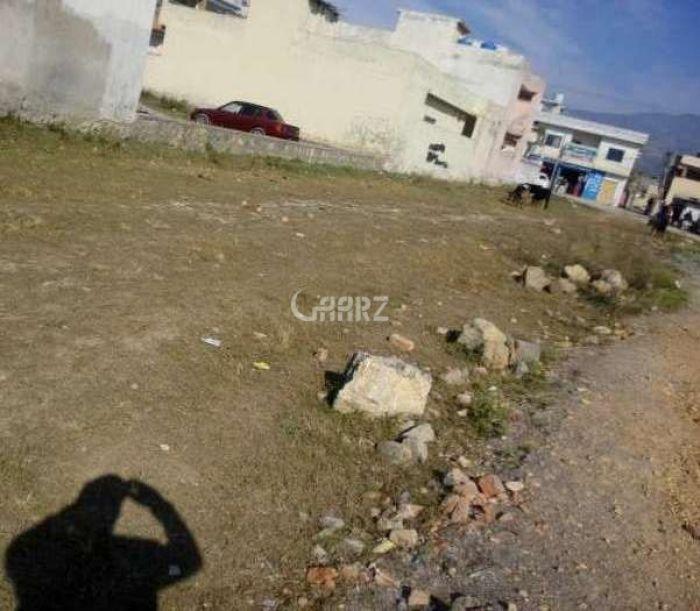 8 Marla Residential Land for Sale in Lahore Nigehbaan Housing Scheme