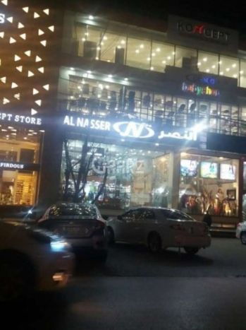 8100 Square Feet Commercial Building for Rent in Karachi DHA Phase-6