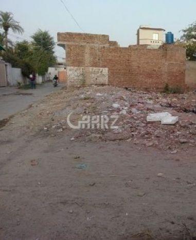 1 Kanal Residential Land for Sale in Multan Fatima Jinnah Town Block A