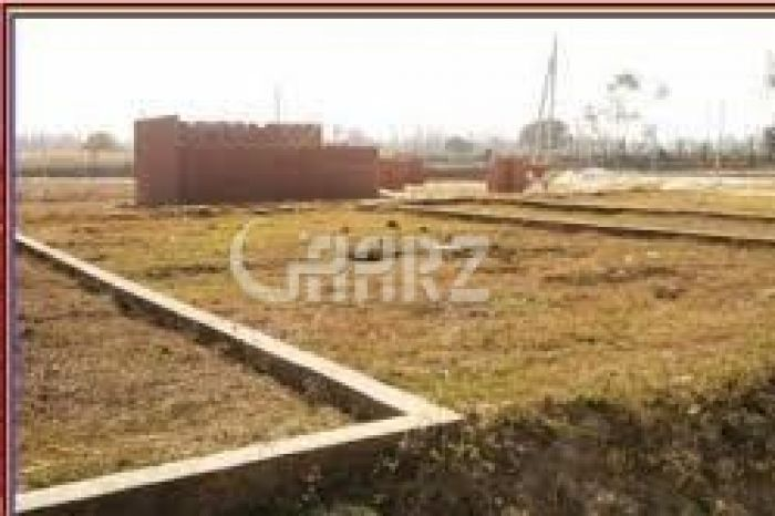 10 Marla Residential Land for Sale in Lahore Bahria Town Overseas B