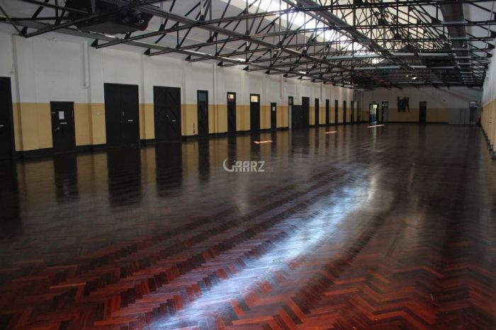 1180 Square Feet Commercial Ground floor Hall for Rent in Islamabad E-11