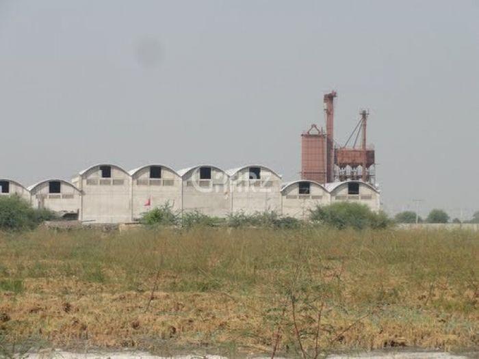 135000 Square Feet Rice Mill for Sale in Multan Lodhran Road