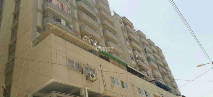 1550 Square Feet Apartment for Sale in Karachi Zone C, Clifton Block-7