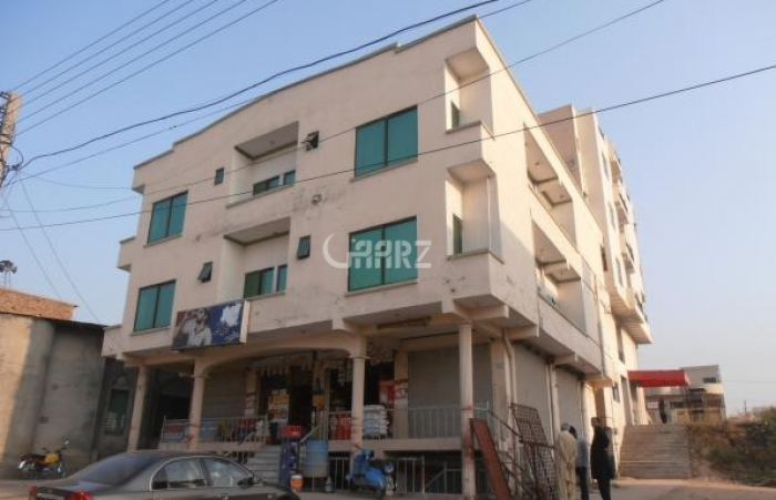1620 Square Feet Building for Rent in Multan Model Town Block B