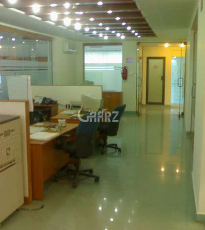 169 Square Feet Office for Rent in Multan Tariq Road