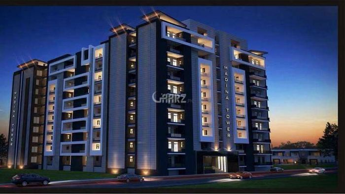 370 Square Feet Apartment for Rent in Karachi DHA Phase-6