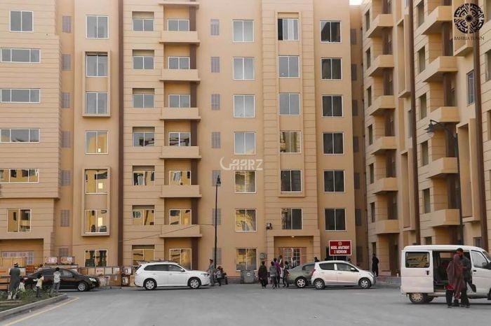 3750 Square Feet Apartment for Rent in Karachi DHA Phase-8