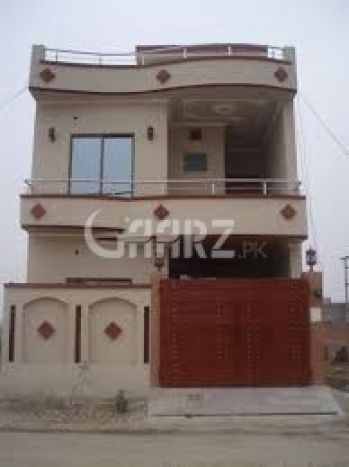 4 Marla House for Sale in Lahore Green Park Housing Scheme