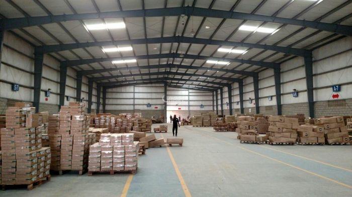 40000 Square Feet Commercial Ware House for Rent in Karachi Bin Qasim Town
