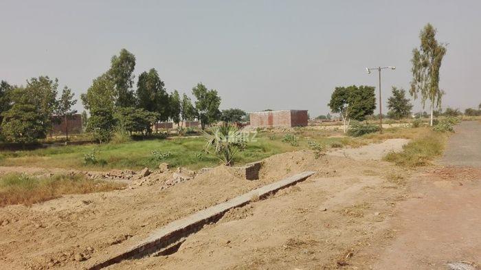 4.80 Marla Residential Land for Sale in Karachi Gulshan-e-mehmood Ul Haq