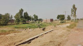 4.80 Marla Residential Land for Sale in Karachi Insha Cooperative Housing Society, Scheme-45