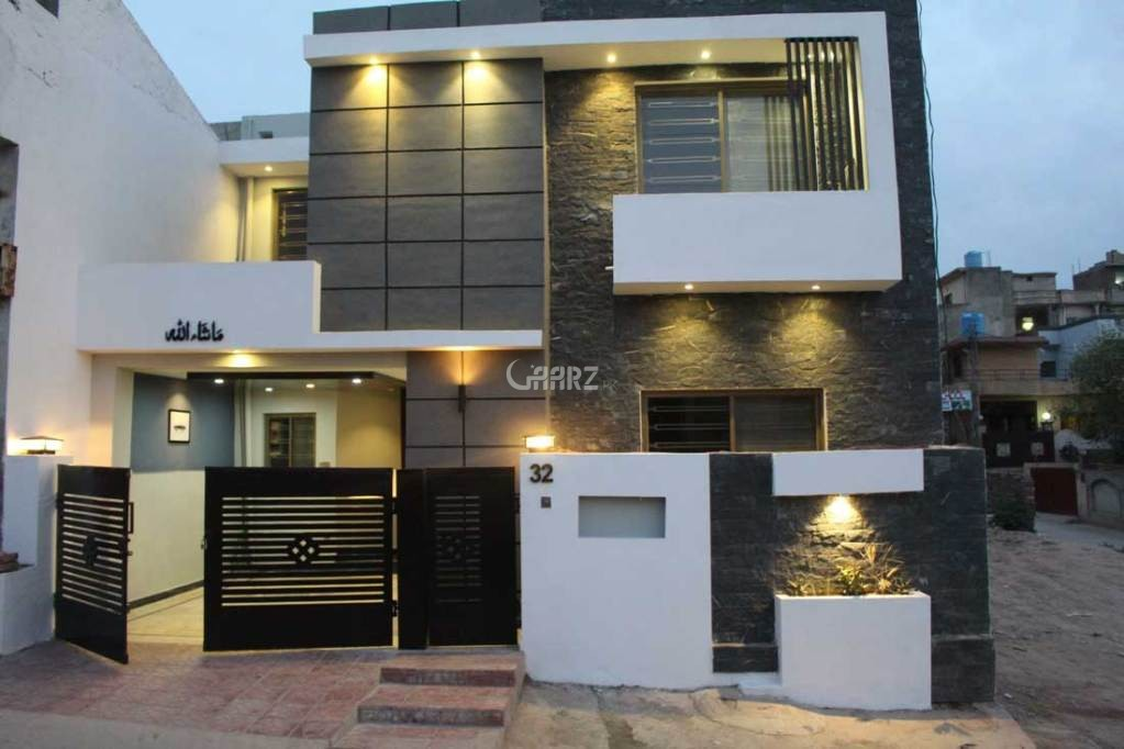 5 Marla House for Sale in Bahria Town Sector D Lahore ...