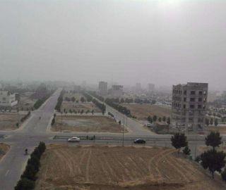 50.4 Kanal Commercial Land for Sale in Karachi Jinnah Avenue