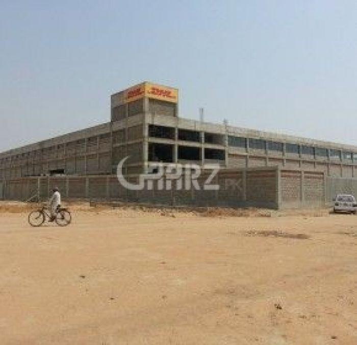 5222 Square Yard Ware House for Rent in Karachi Port Qasim, Bin Qasim Town