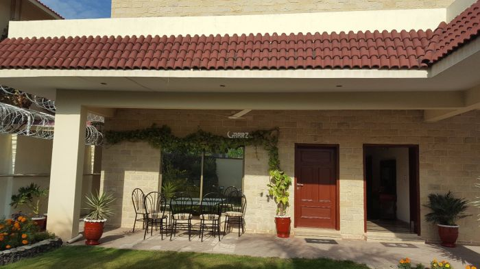 555 Square Yard House for Sale in Islamabad F-10/2