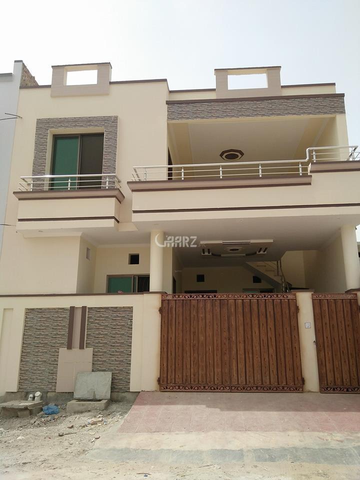 6 Marla House for Sale in Range Road Rawalpindi - AARZ PK