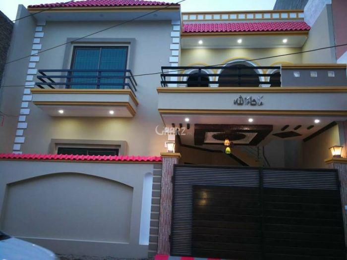 5 Marla House for Sale in Chaklala Scheme-3 Rawalpindi - AARZ PK