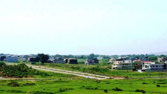 7020 Square Feet Residential Land for Sale in Islamabad D-12/4