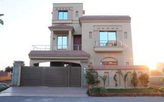 8 Marla House for Rent in Lahore Bahria Town Usman Block