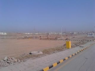 8 Marla Residential Land for Sale in Karachi DHA City Sector-6