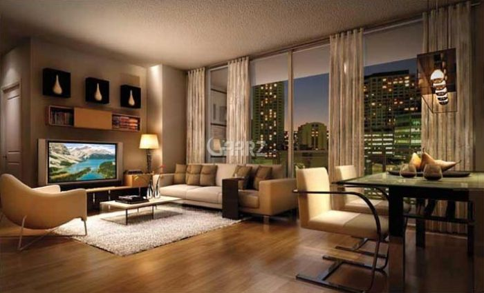 825 Square Feet Apartment for Sale in Islamabad H-13