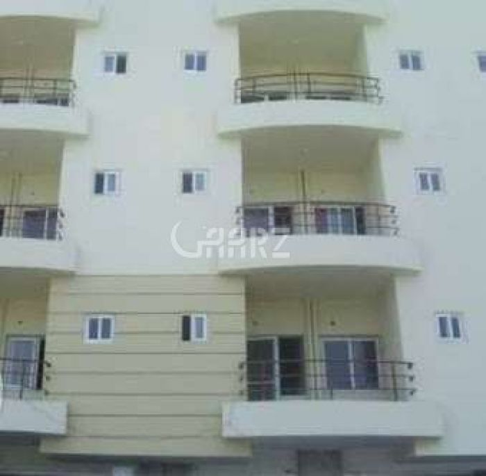 900 Square Feet Apartment for Sale in Karachi Upper Gizri