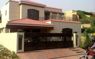 1 Kanal House For Sale In Bahria Town Phase-4