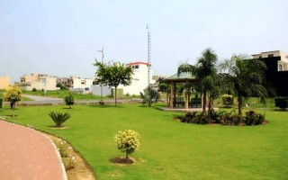 1 Kanal Plot for Sale in B-17 Multi Gardens
