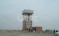 1 Kanal Plot For Sale In DHA-7, Lahore