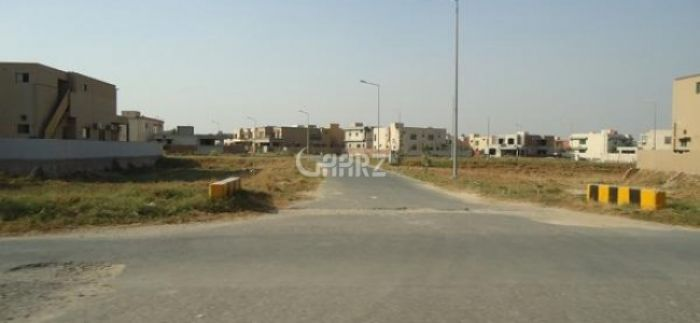 1 Kanal Plot For Sale In DHA Phase-5, Lahore