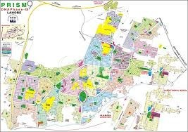 1 Kanal Plot For Sale In Prism DHA-9, Lahore