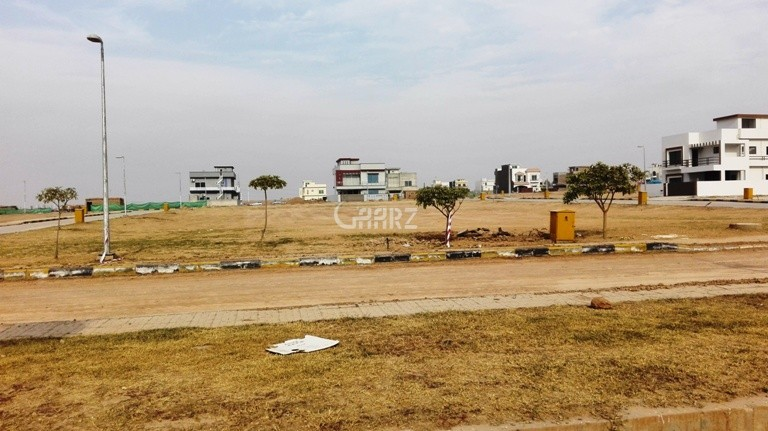 10 Marla Plot For Sale in Block 6, Bahria Phase 8, Rawalpindi.