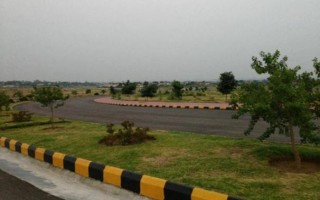 10 Marla Plot for Sale in Top City-1