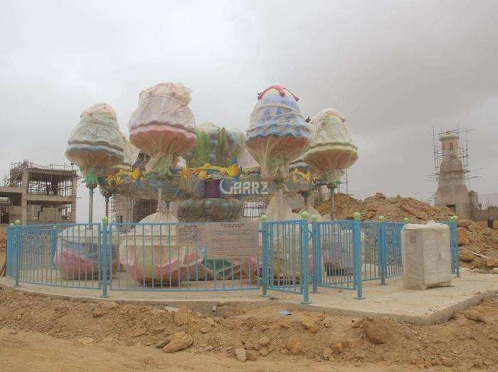 125 Square Feet Plot For Sale In Bahria Town, Karachi