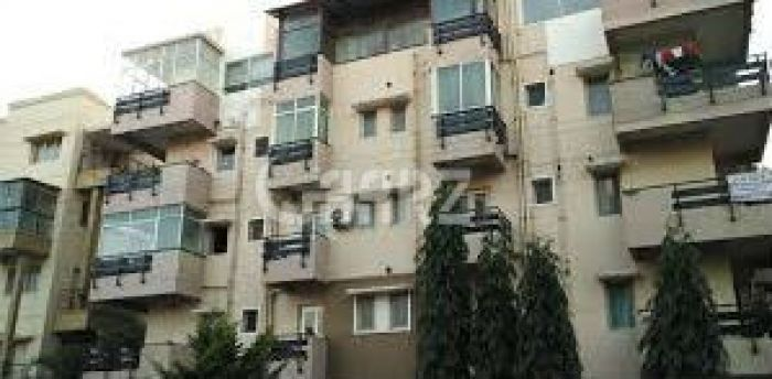 1310 Square Feet Flat For Rent in Bahria Town Phase-IV