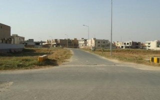 2 Kanal Plot For Sale In DHA Phase-5, Lahore
