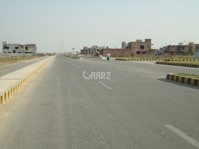 23 Marla Plot For Sale In DHA Phase-5, Lahore