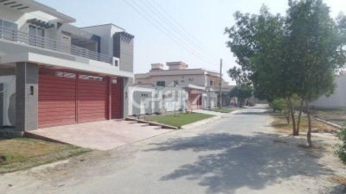 25 Marla Plot for Sale Govt. Housing Society
