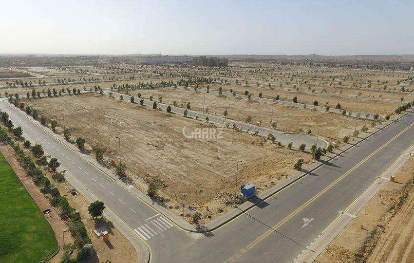 10 Marla Plot for Sale in Karachi Bahria Town