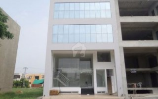 4 Marla Office For Rent In DHA Phase-6