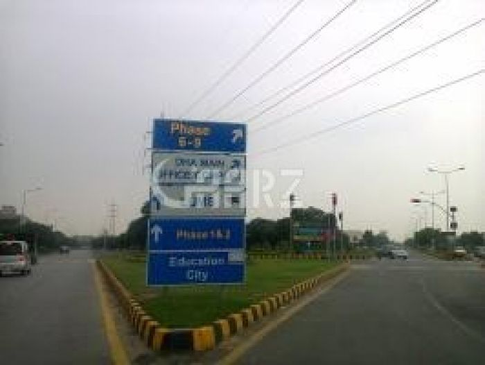 4 Marla Plot For Sale In DHA Phase-8